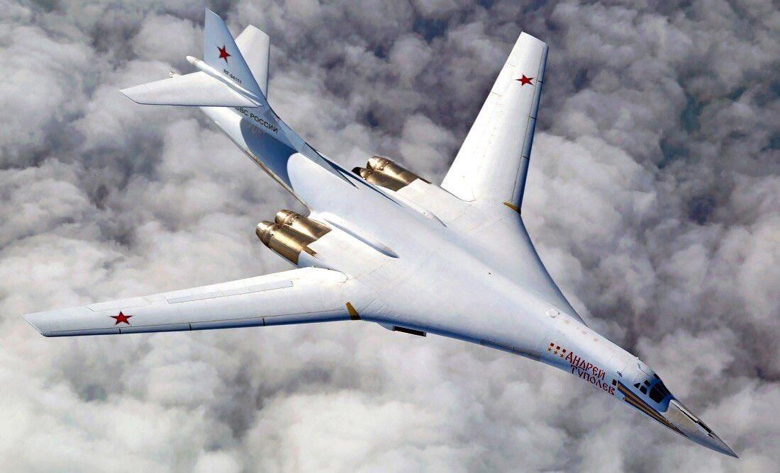 Resultado de imagen de Tu-160m2