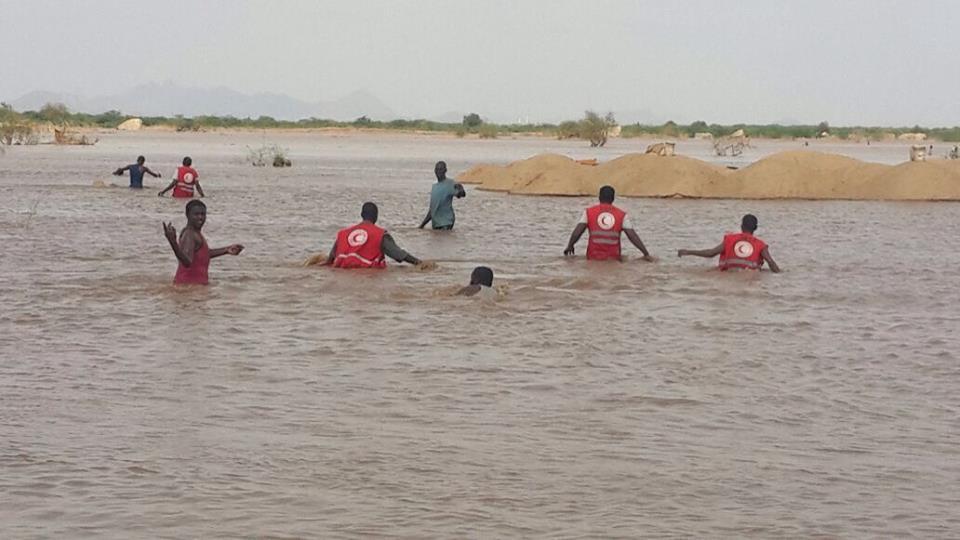 Sudan Flood Warning Comes As Heavy Rainfall Continues