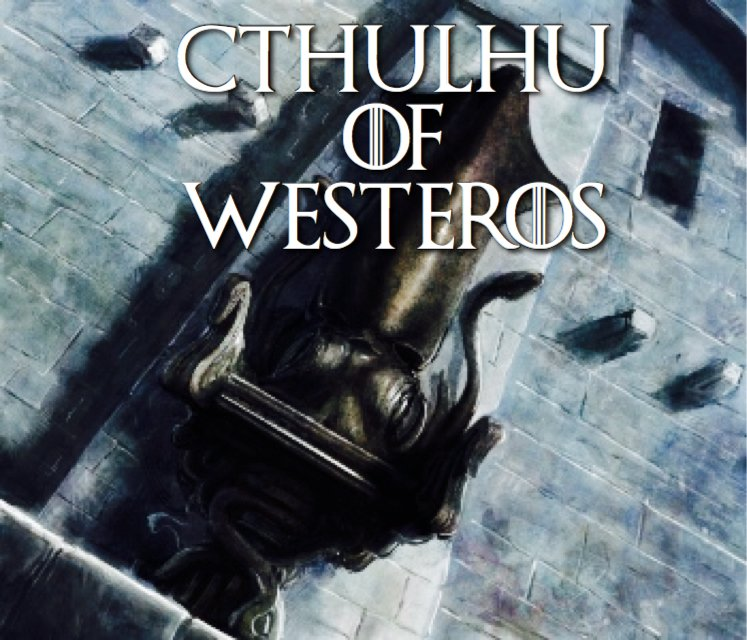 "It's #ThroneTheories Thursday! Ready or not, we're discussing ""Cthulhu of Westeros."" Grab your tin hats & let's go! https://t.co/RC6mqGwalF"