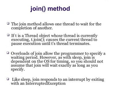 "javinpaul on Twitter: ""How to join two threads in Java? Thread.join ..."