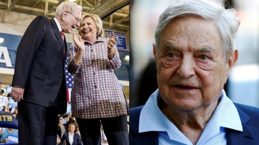 В бой идут одни кошельки: 24 американских миллиардера вложили деньги (офиц.) в кампанию Клинтон (Баффет, Сорос и Ко) https://t.co/UXFYMzxCos