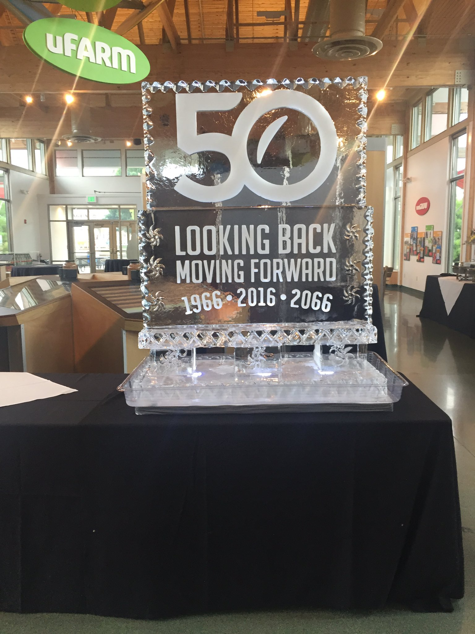 Celebrating big with @INSoybean! #ISA50 What will 100 look like?! https://t.co/5shfB5EU9c