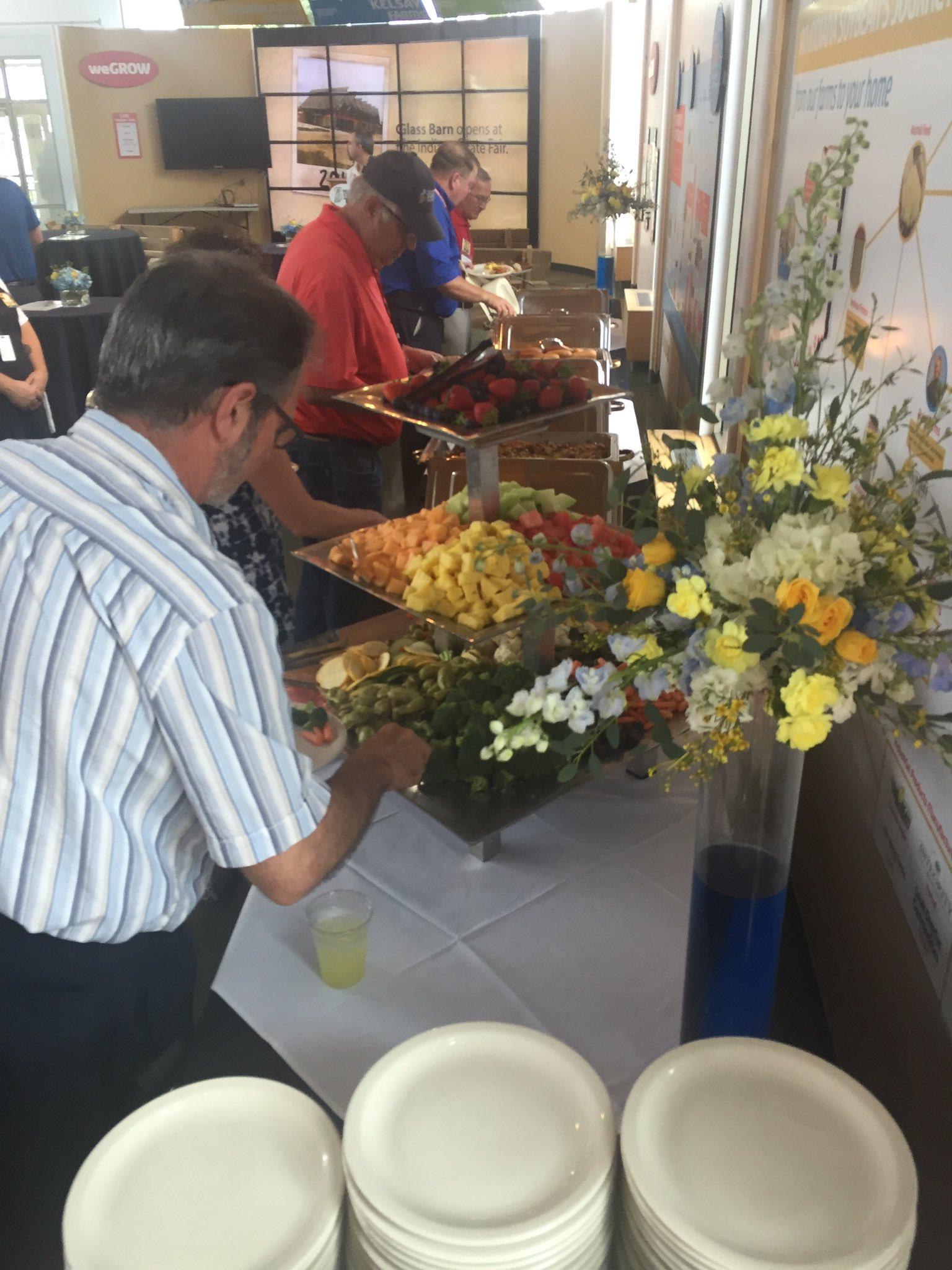 Fair food for dinner? Sounds like a celebration worthy idea! #ISA50 enter to win at https://t.co/kI2cRaTJfH https://t.co/LNZgJK8LJV