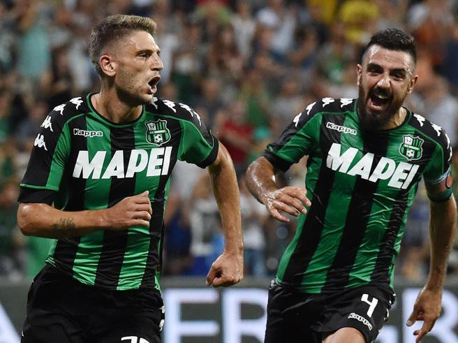 SASSUOLO LUCERNA 3-0 Video Gol