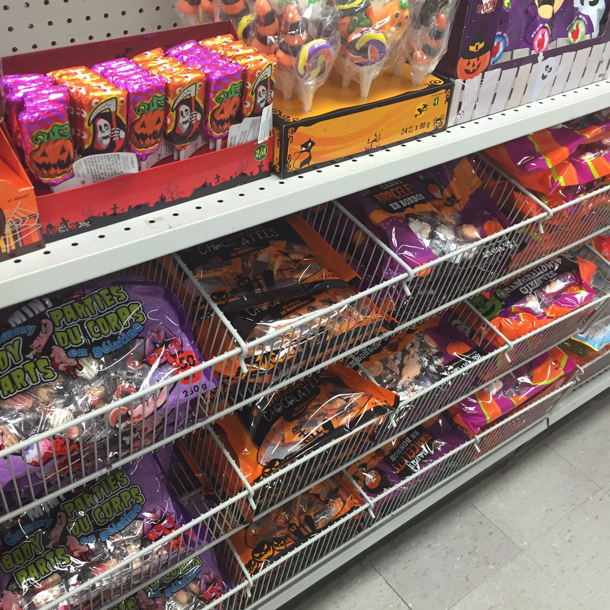 Andy Bowers On Twitter Dollar Store Has Halloween Candy Costco Has Christmas Trees Let Me Know When You Spot An Easter Creme Egg