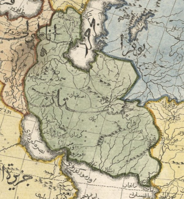 Encyclopaediairanica on twitter iran detail of asia map ottoman iran detail of asia map ottoman world atlas source maps by william faden httpbitcedid atlas 1803 ht mitchfraaspicitterqaknulmuby gumiabroncs Images