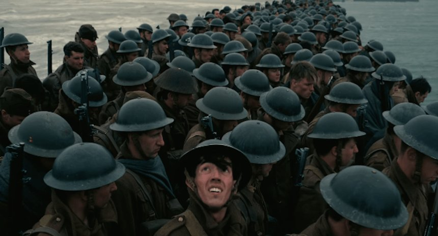Dunkirk di Christopher Nolan, film al cinema nel 2017 - VIDEO