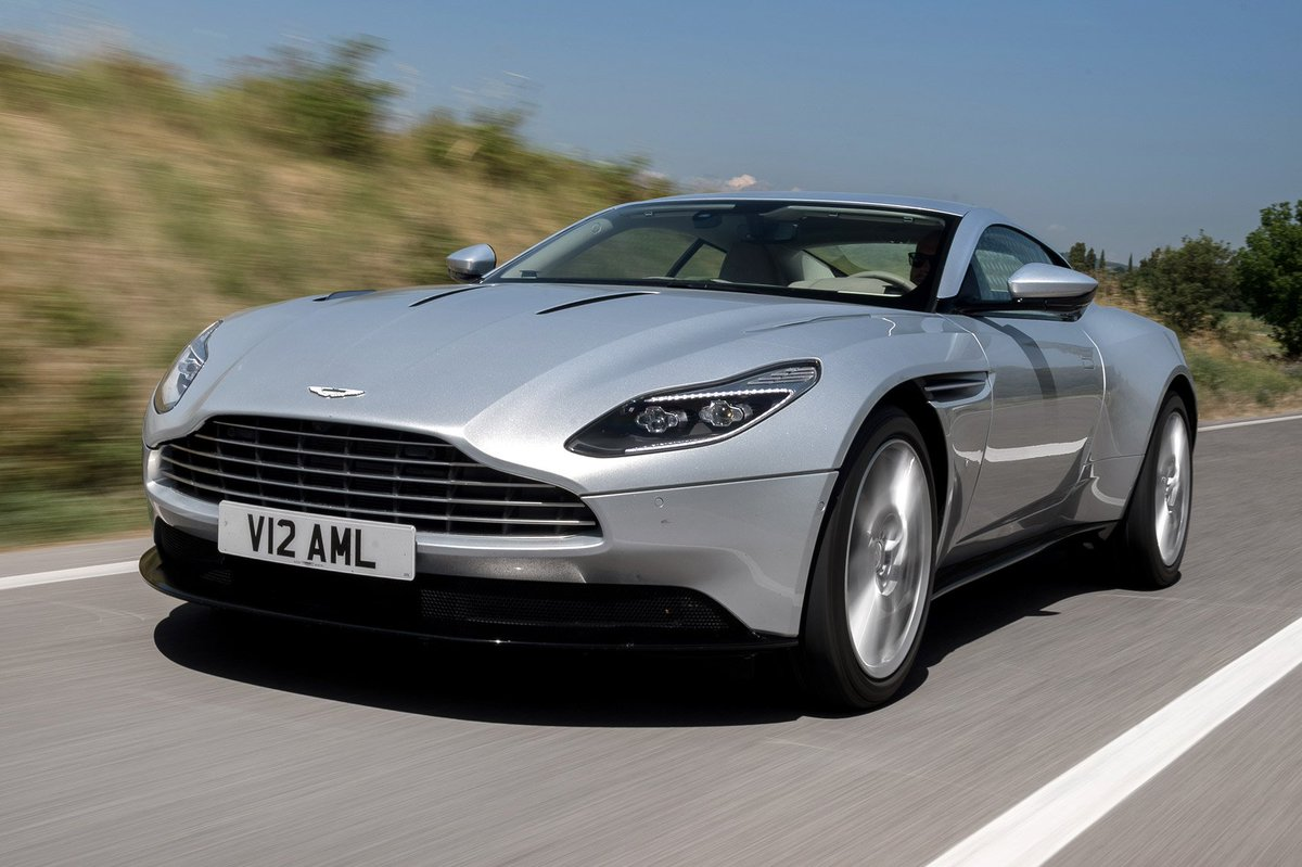 We've finally got behind the wheel of a finished Aston Martin DB11. Get the verdict: https://t.co/H29lLugImF https://t.co/HDFizA7z1Q