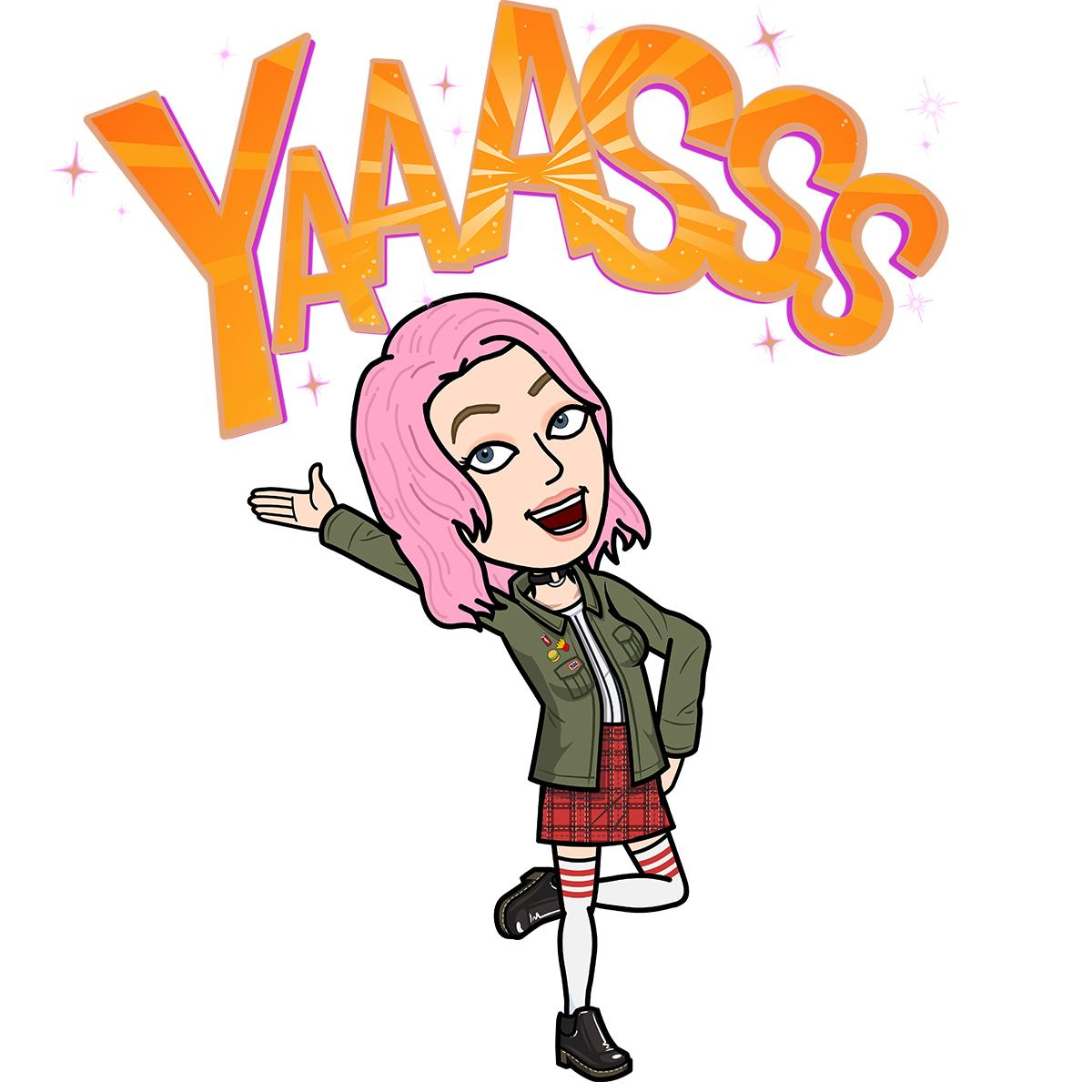 twin with your bitmoji f21xbitmoji