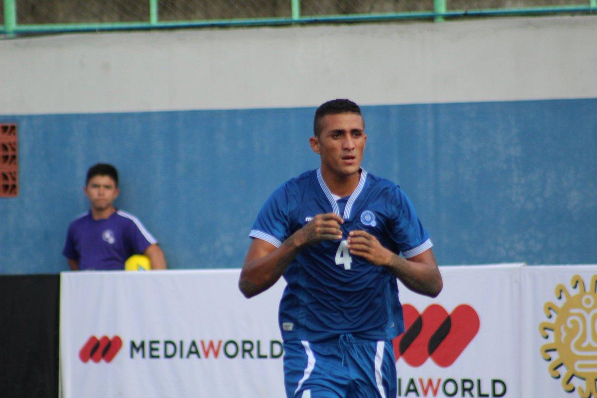 UNCAF 2016: El Salvador 11 Panama 7. CpDaKwmWYAASkqY
