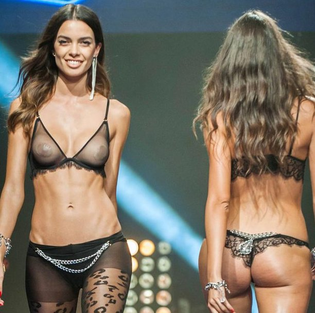 e4b0f8ed290 it s nationalunderwearday we look at the hottest girls in the sexiest  lingerie