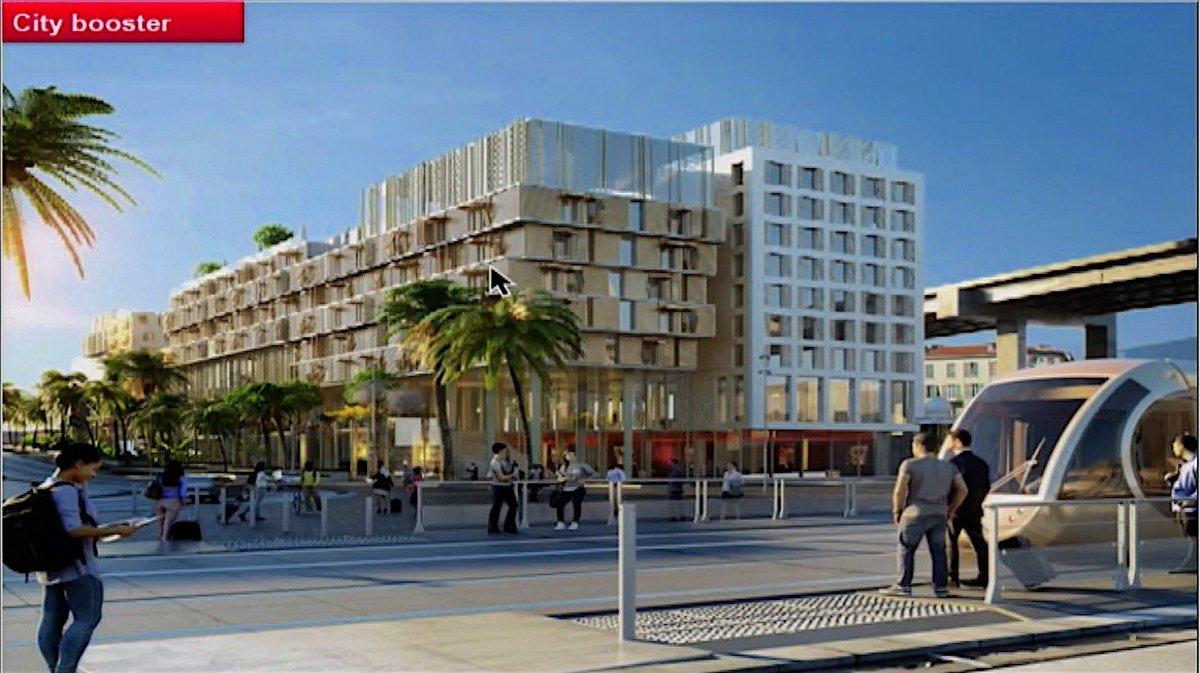 c le projet de l 39 architecte de ground zero daniel libeskind qui tient la corde la gare sncf de. Black Bedroom Furniture Sets. Home Design Ideas