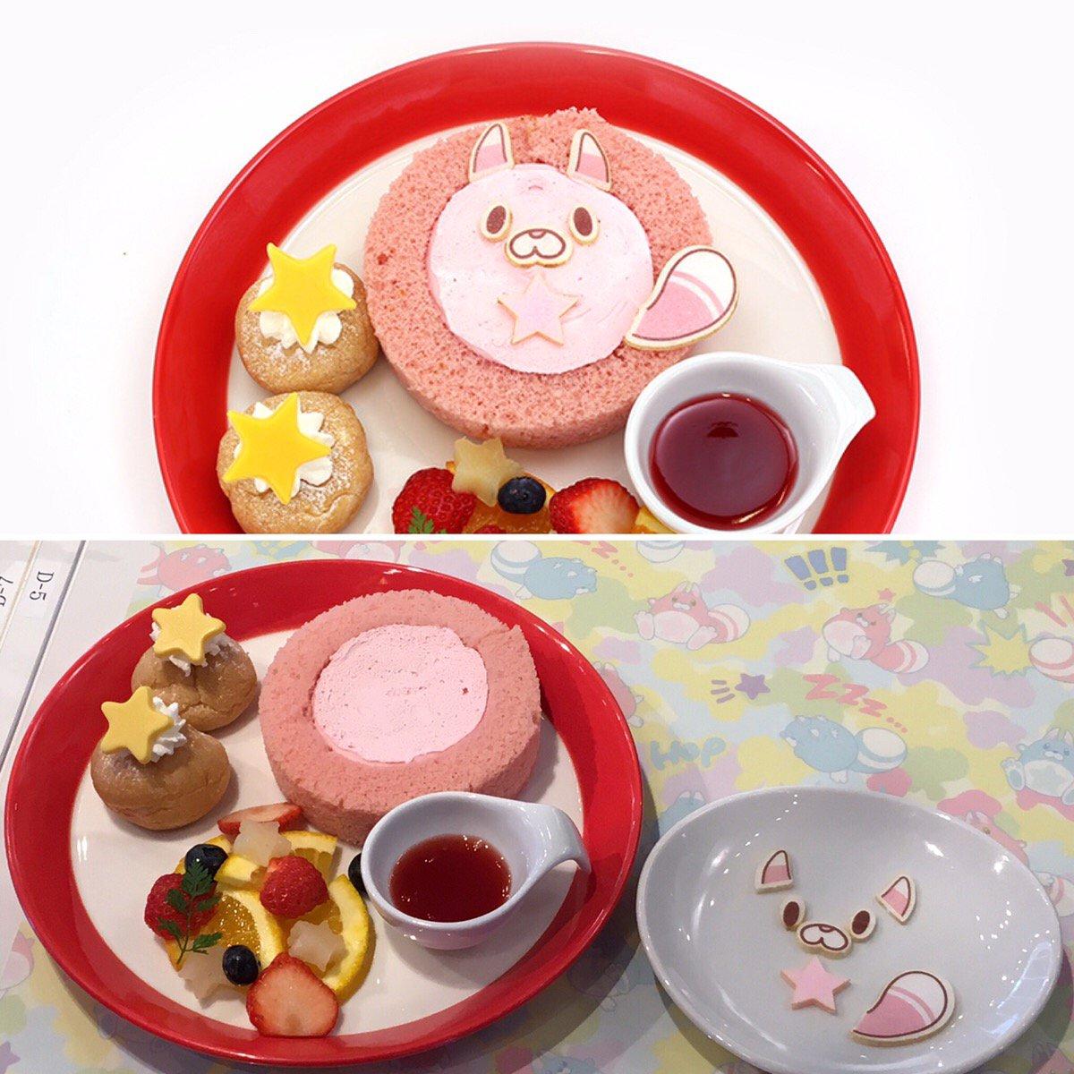 【白猫】「星たぬきカフェin原宿」が本日いよいよオープン!ツキミたちが原宿ファッションでお出迎え、店内は星たぬきがいっぱい!【プロジェクト】