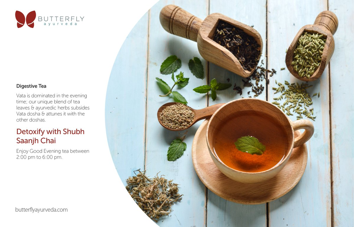 Butterfly Ayurveda on Twitter: