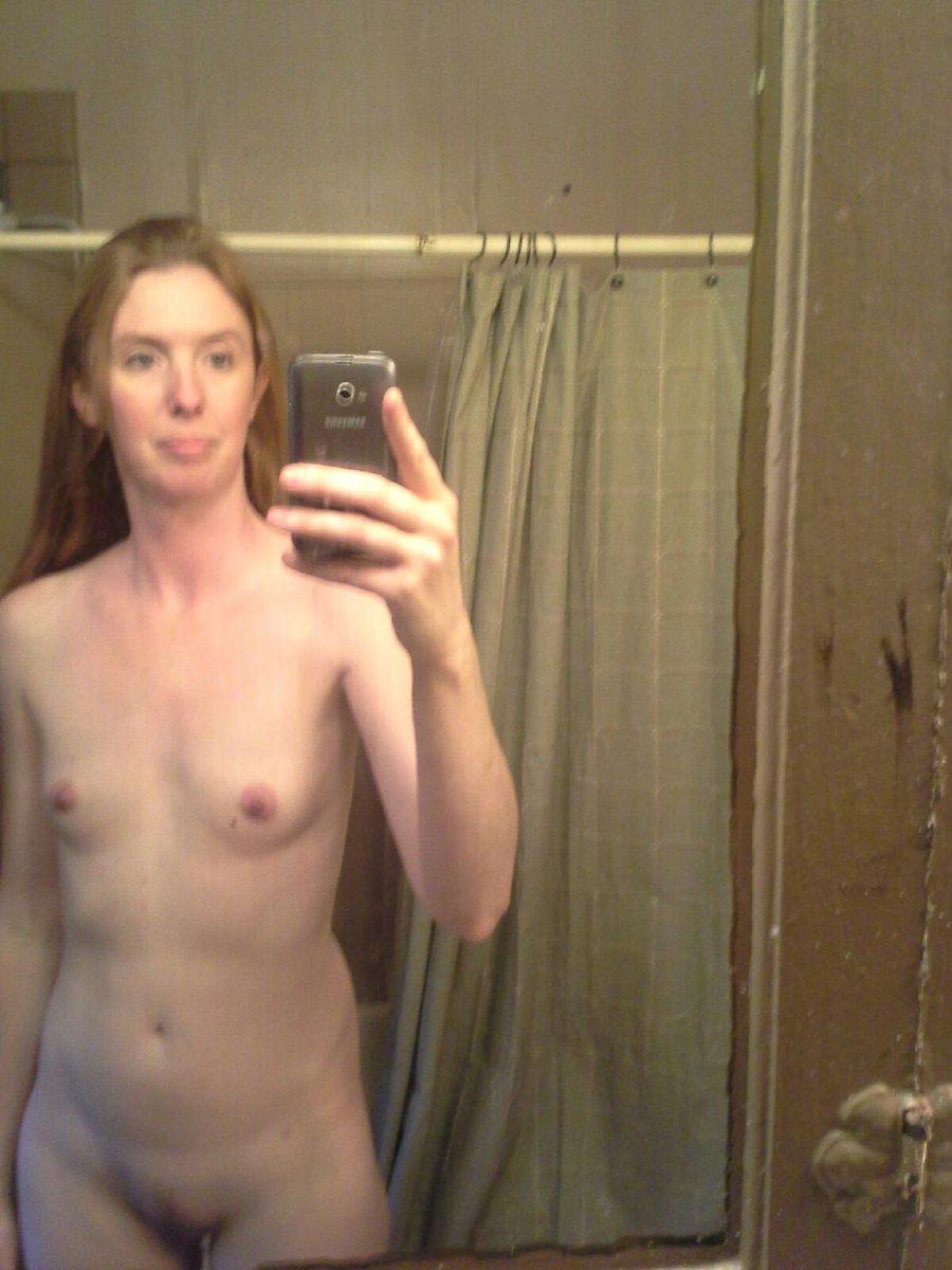 Nude Selfie 7642