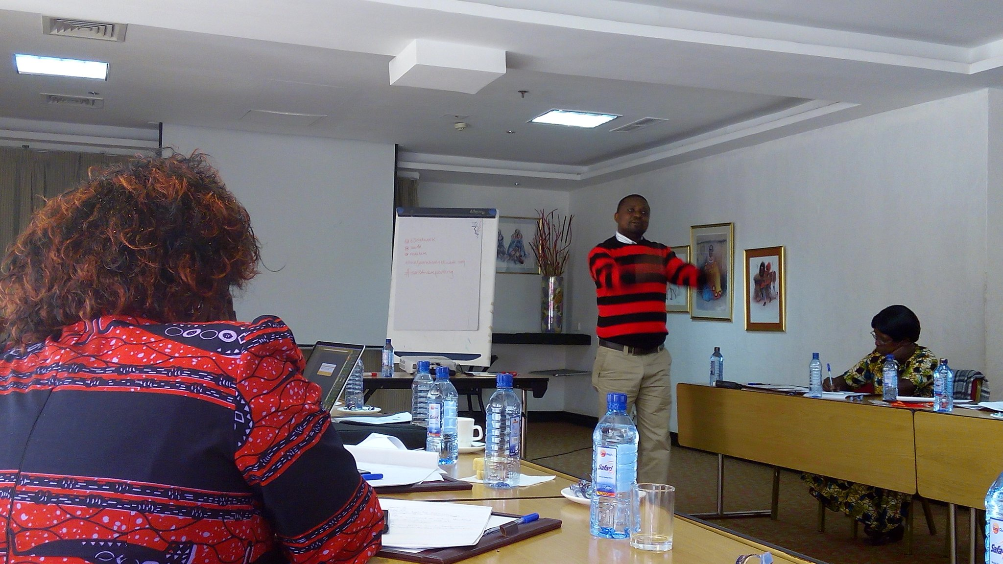 Thumbnail for Kenya: Conflict sensitive reporting and media ethics