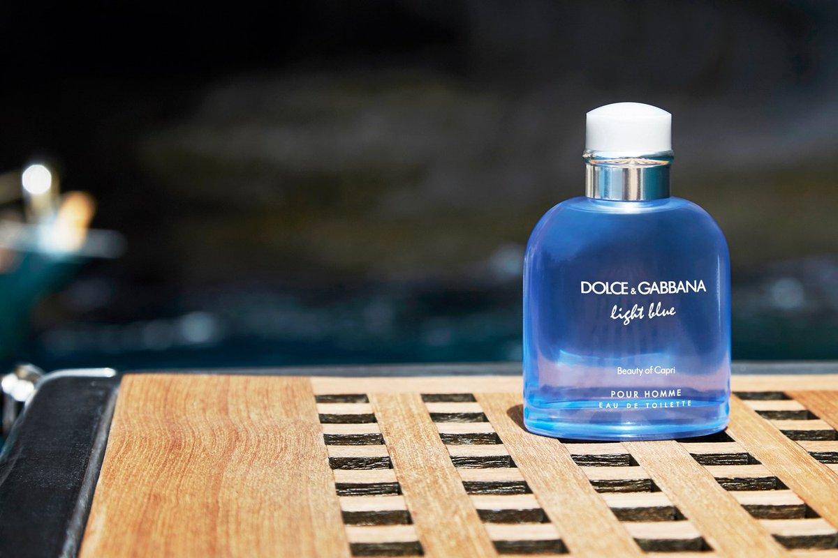 e70b57b49e90 beauty of capri is distilled in the dglightblue 2016 edition discover capri  with dolceampgabbanas lightbluejourney