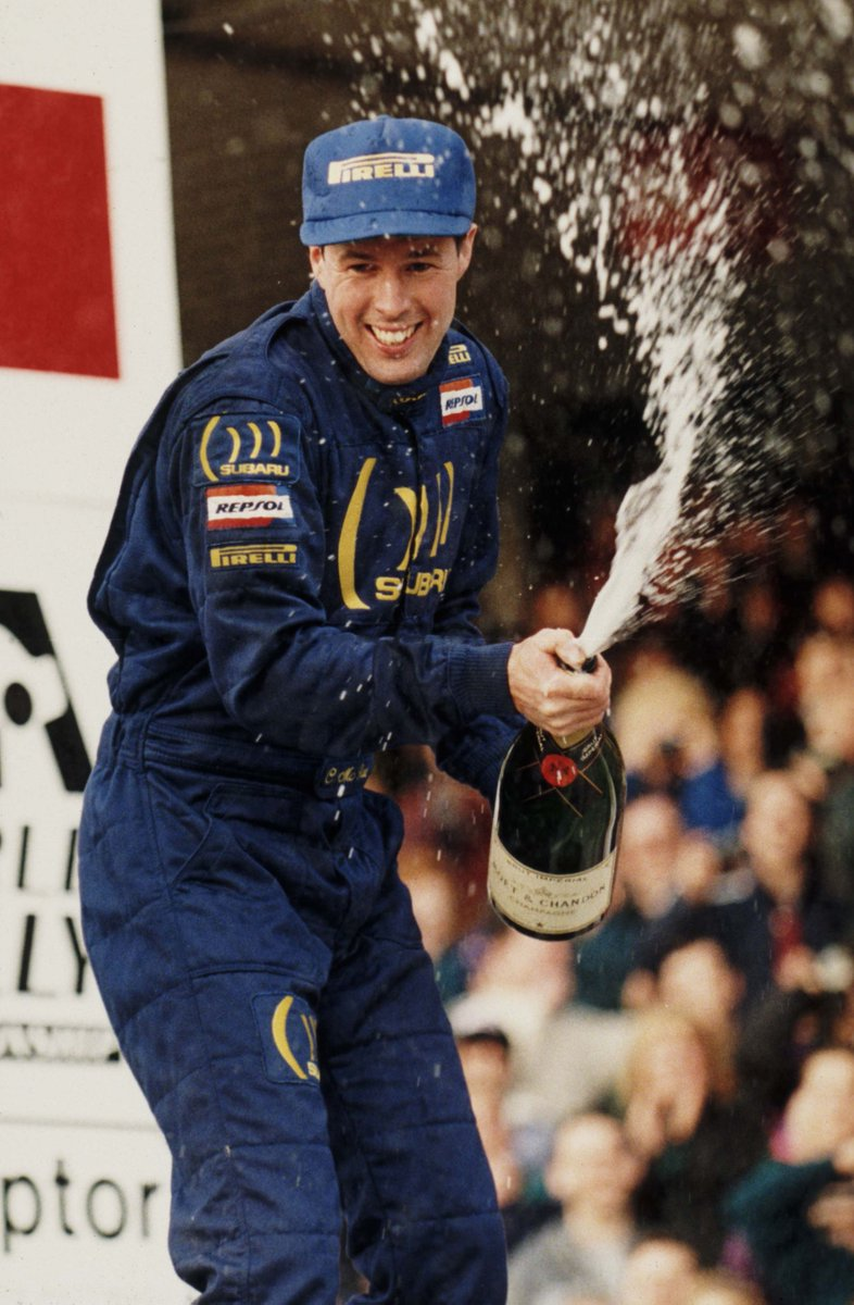 1995 World Rally Champion Colin McRae would have been 48 today. Gone but never forgotten. #RallyLegend https://t.co/5K5XdUSDYu
