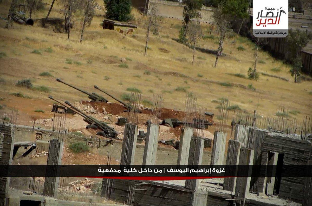 Syrian Civil War: News #9 - Page 4 CpG3XraWYAEt07C