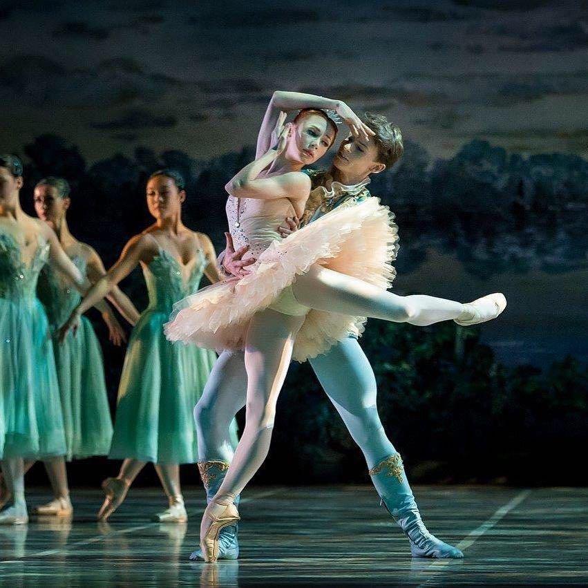 очень фото балет как искусство как