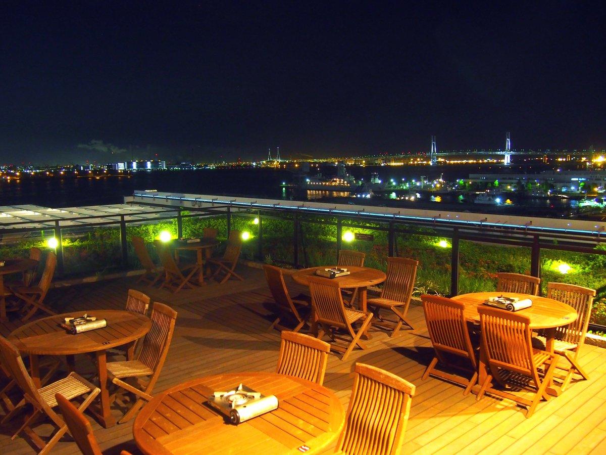 ついに本日OPENしました! 横浜港を臨む絶景ビアガーデン。 https://t.co/LrO1QyMaoz 温泉でさっぱりして、海風に吹かれながら浴衣で冷たい生ビールとBBQをどうぞ! #浴衣 #絶景 #ビアガーデン #万葉の湯 https://t.co/FULfpXFN94