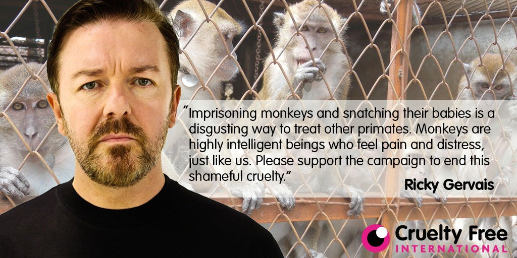 Do you agree with @rickygervais? https://t.co/vupLoQOVB0