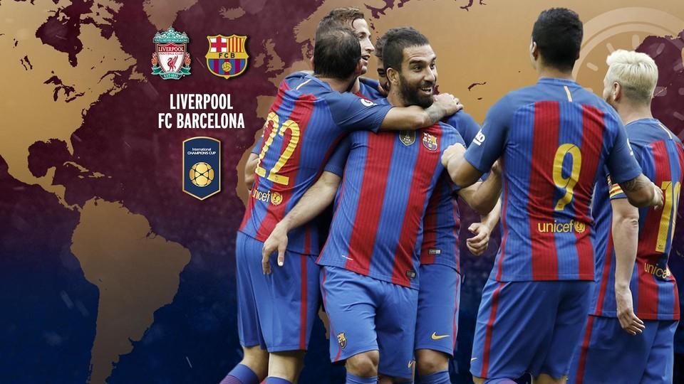 LIVERPOOL BARCELLONA Rojadirecta Streaming calcio: orario Diretta TV e dove vederla gratis online Oggi 6 agosto 2016