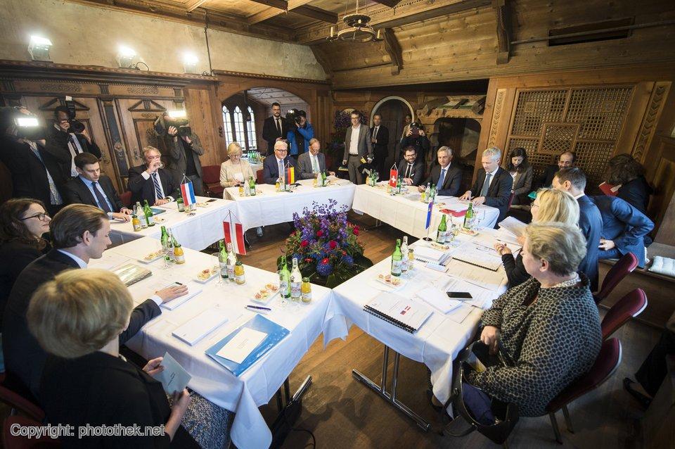 Thumbnail for Treffen der deutschsprachigen Aussenminister in Liechtenstein