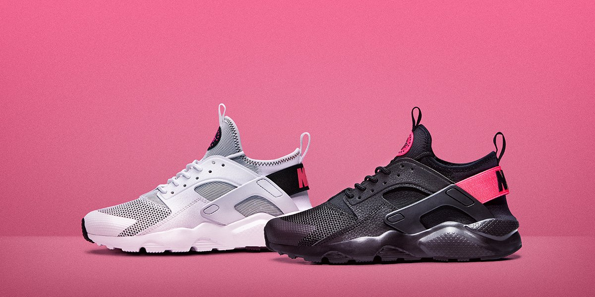 new concept 29b92 dd00e nike present the latest heat for junior feet with the huarache ultra breathe  only at jd .