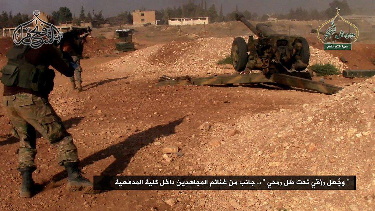 Syrian Civil War: News #9 - Page 4 CpH83H6XYAAiauk
