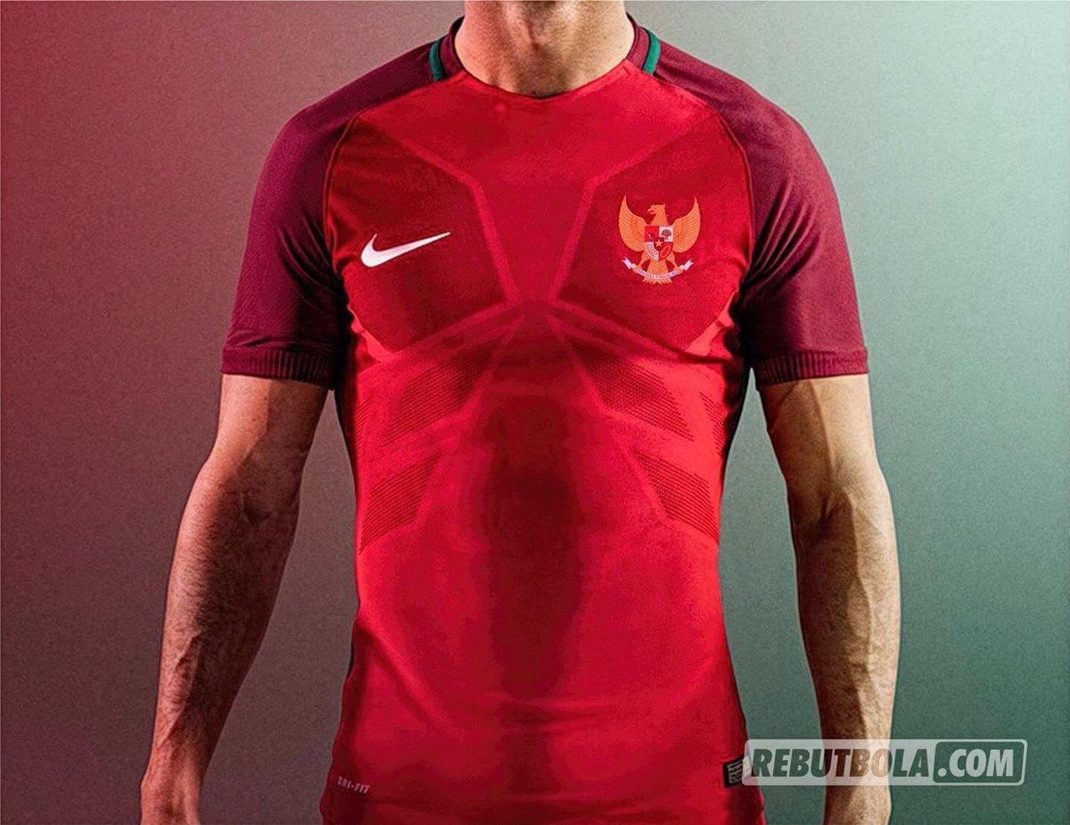 jersey timnas indonesia terbaru 2016