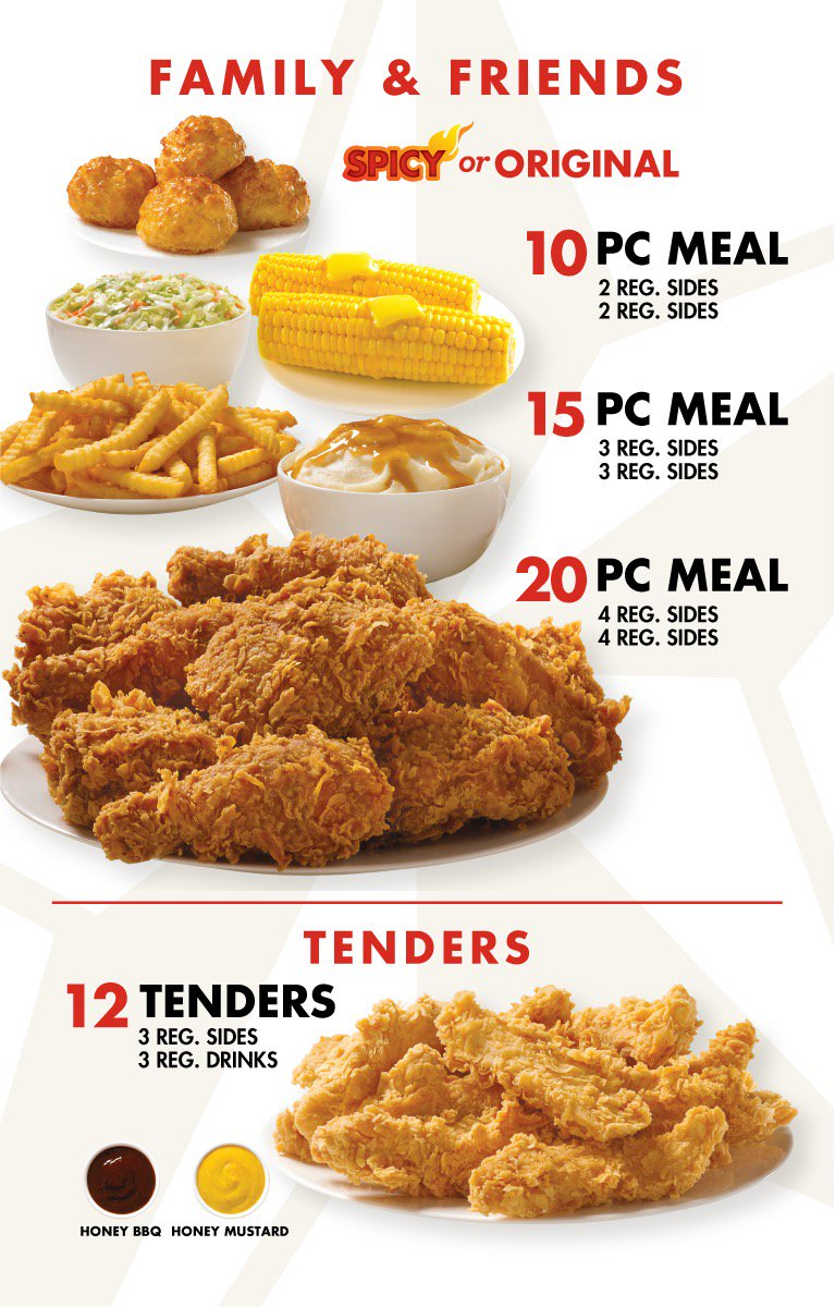 "mangusa food court on twitter: ""new menu at church's chicken at"