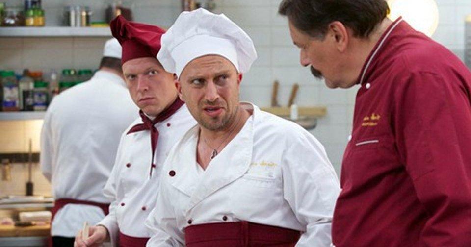 Кухня серия про борна
