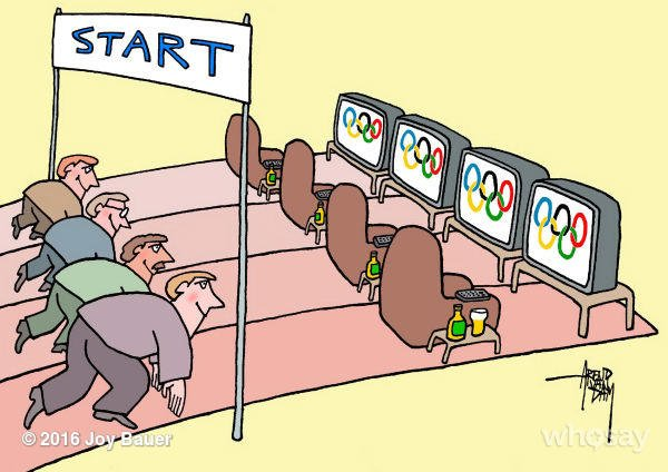This is so me! RT if you're watching the #OpeningCeremony tonight! Thanks @jfb!! @NBCOlympics https://t.co/1qLYUKznBW