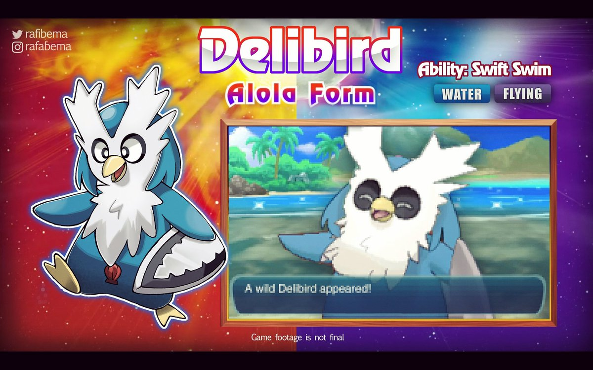Most wanted Alolan Forms? - Pokemon Ultra Sun Message Board for ...