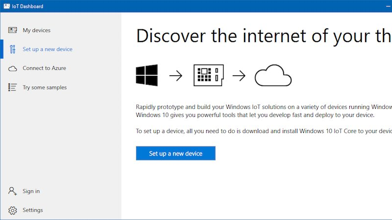 Windows 10 IoT Core for the Raspberry Pi Is Now Easier to Set Up, Adds Remote Client Access and More