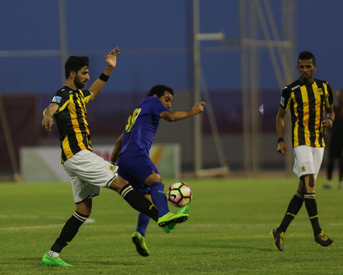 المركز الإعلامي/صور مواجهة #الاتحاد_النصر ضمن منافسات البطولة الدولية الأولى في تبوك