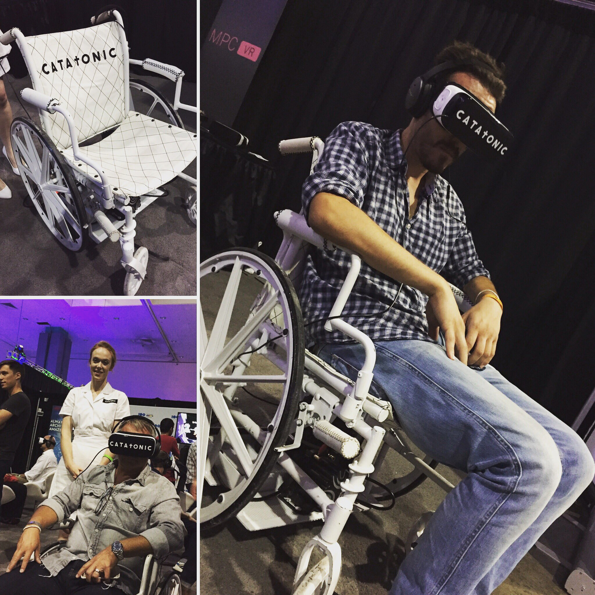 VRLA Summer Expo 2016 (with images, tweets) · TechnicolorCo · Storify