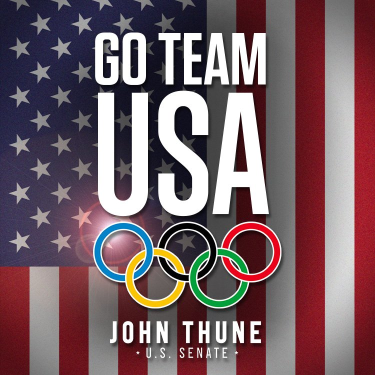 I love watching our athletes compete. #GoUSA #Rio2016