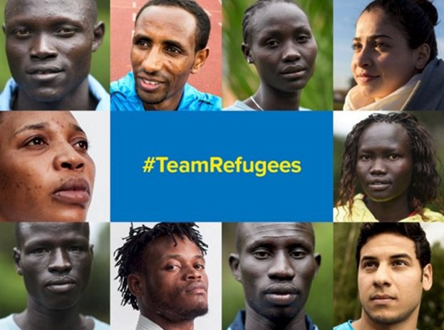 Meet #TeamRefugees who have fought against all odds and are competing at #Rio2016:  https://t.co/vlw11FCnXI https://t.co/zTc1XaiO1n