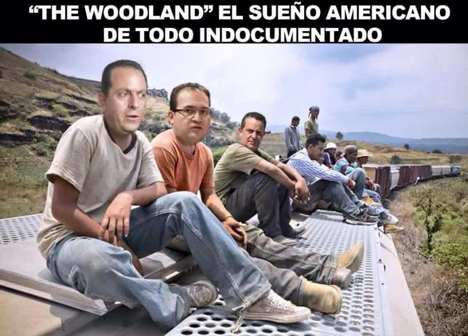 """De Veracruz a Woodland"""" el sueño de todo indocumentado """" #ratasPri #Guerracruz @molotovmx https://t.co/JkzBqvqFQ8"""