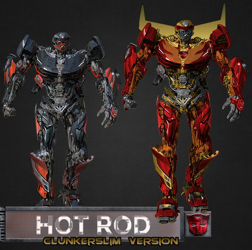Transformers 5 Hot Rod revealed | Page 33 | TFW2005 - The 2005 Boards