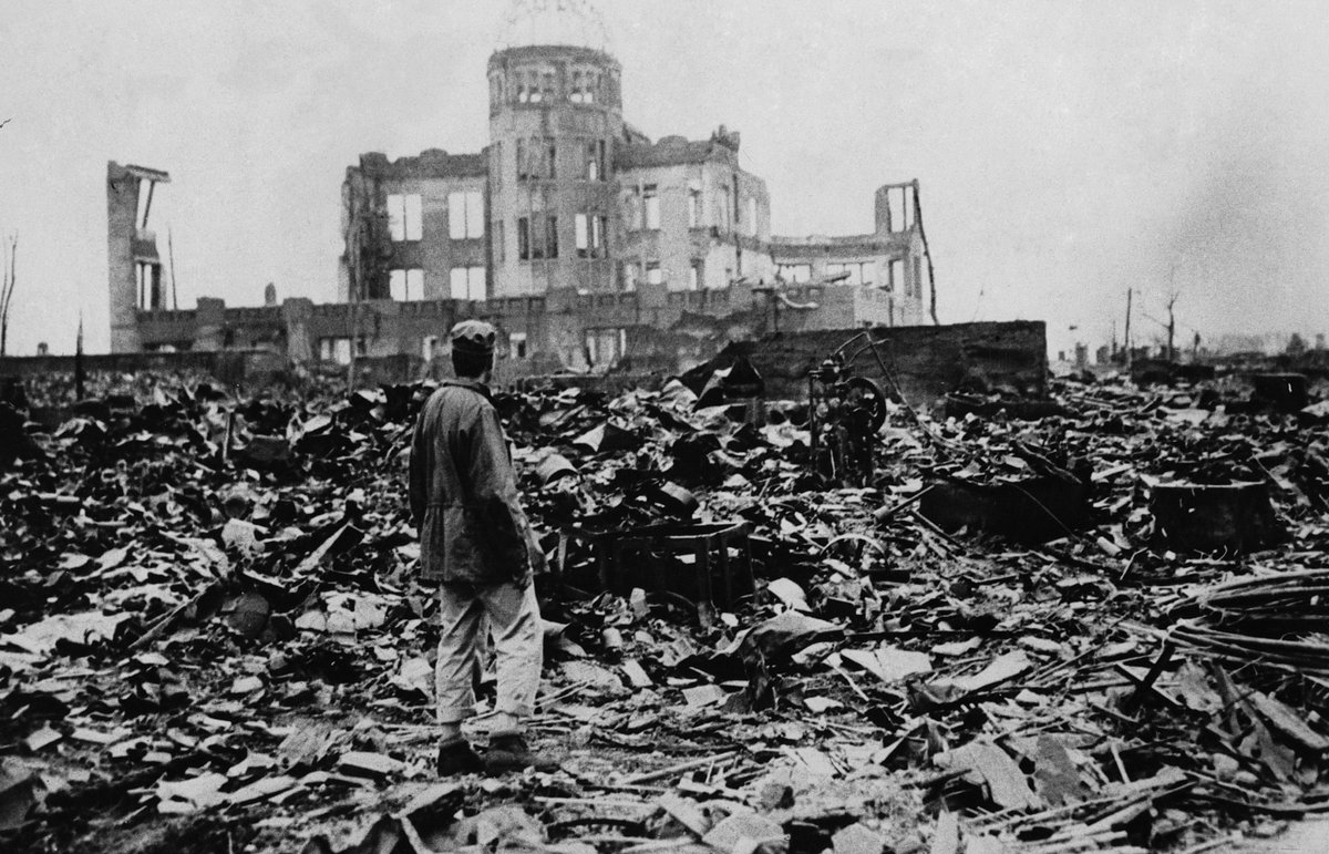 hiroshima and nagasaki atomic bombings The results of the atomic bombings of hiroshima and nagasaki.