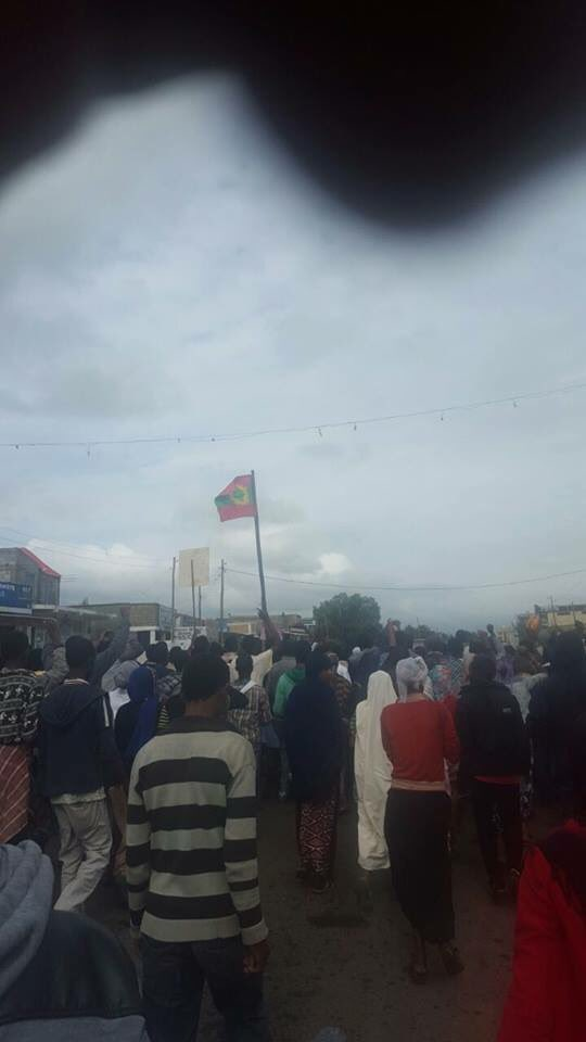 Thumbnail for #OromoProtests: A day of rage in Oromia