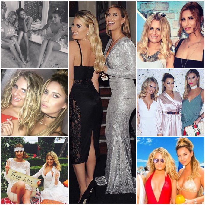 Happy Birthday to my girl @fernemccann always full of life and proud to call you my friend 💛 #birthdaygirl
