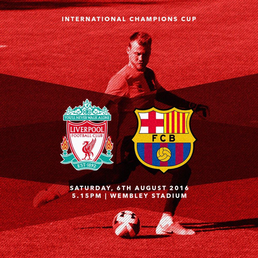 Liverpool V Barcelona Live Matchday Blog