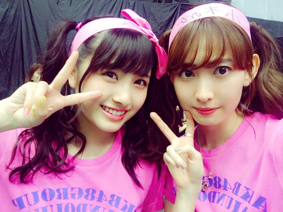 ピンクのハチマキが似合いすぎている小嶋陽菜