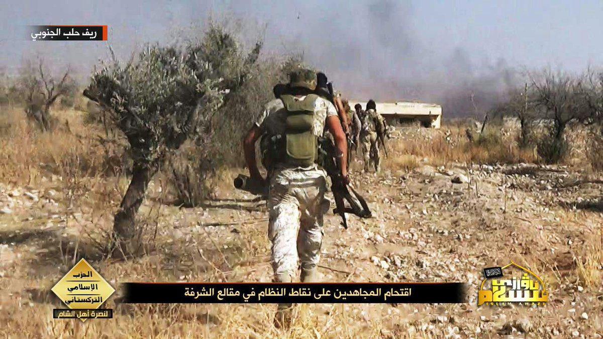 Syrian Civil War: News #9 - Page 4 CpLHdHQWYAAJ_F3