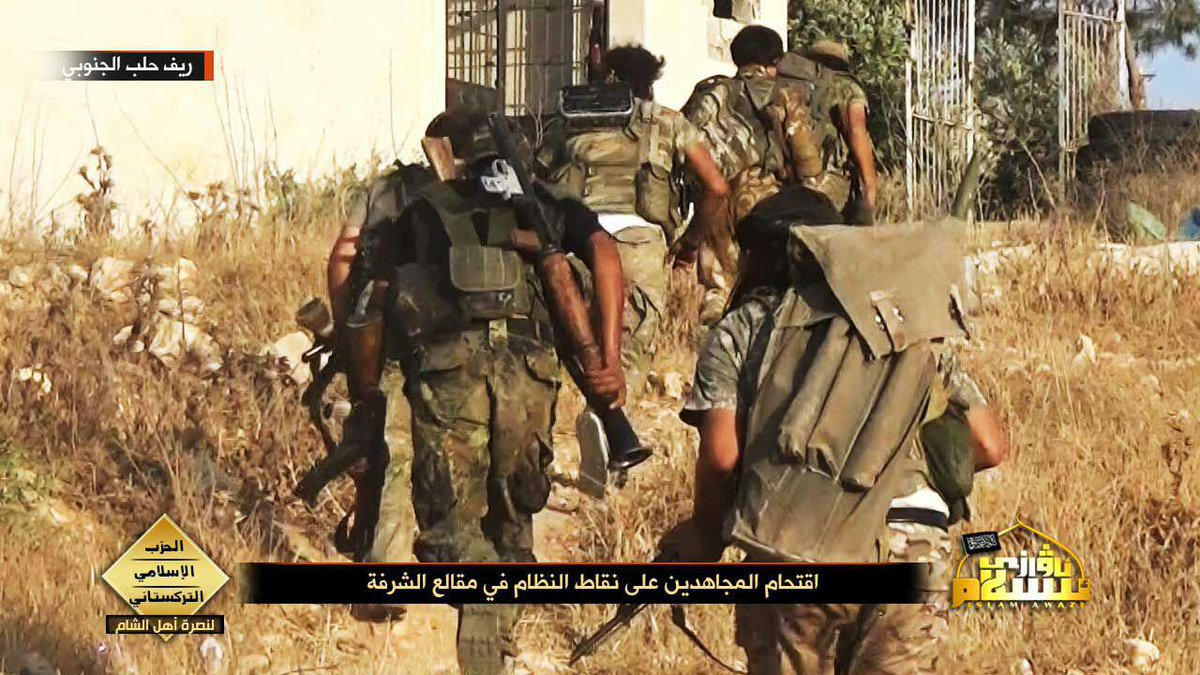 Syrian Civil War: News #9 - Page 4 CpLHeQ4XgAAqLbb