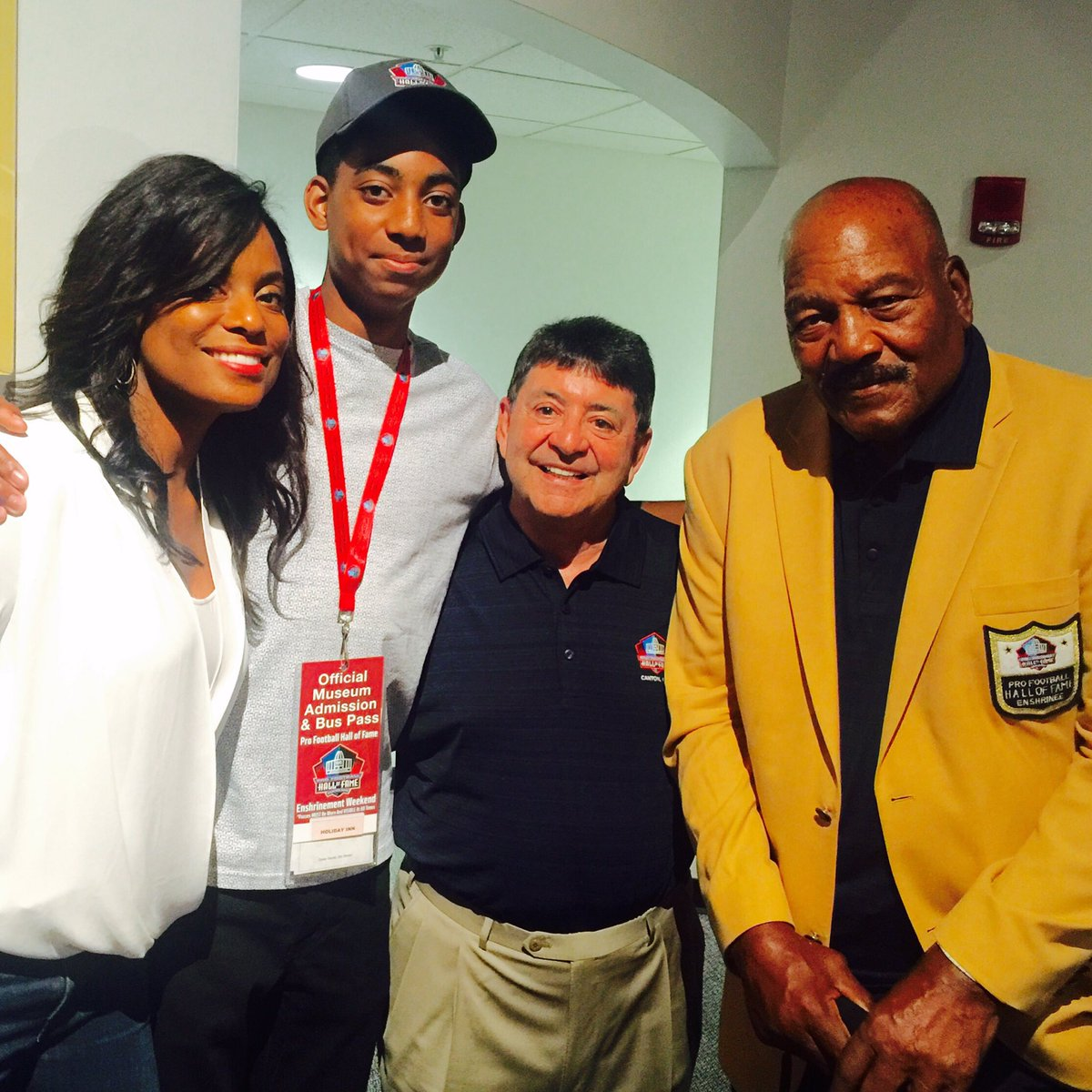 Jim Brown Family >> Jim Brown On Twitter Great Day With My Family At The